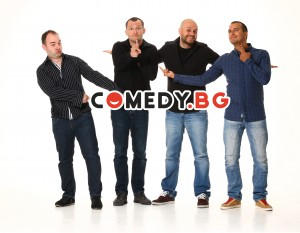 stand up comedy in Bulgaria and Sofia