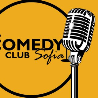 open mic stand-up comedy Bulgaria